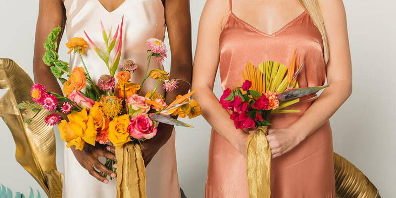 What Should Your Wedding Bouquet Look Like?