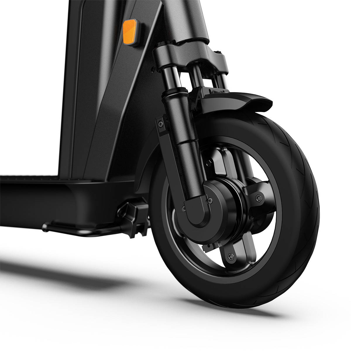 Okai Electric Scooter & Electric Bike Manufacturer, ES400B Electric Scooter Extra Large Front Wheel