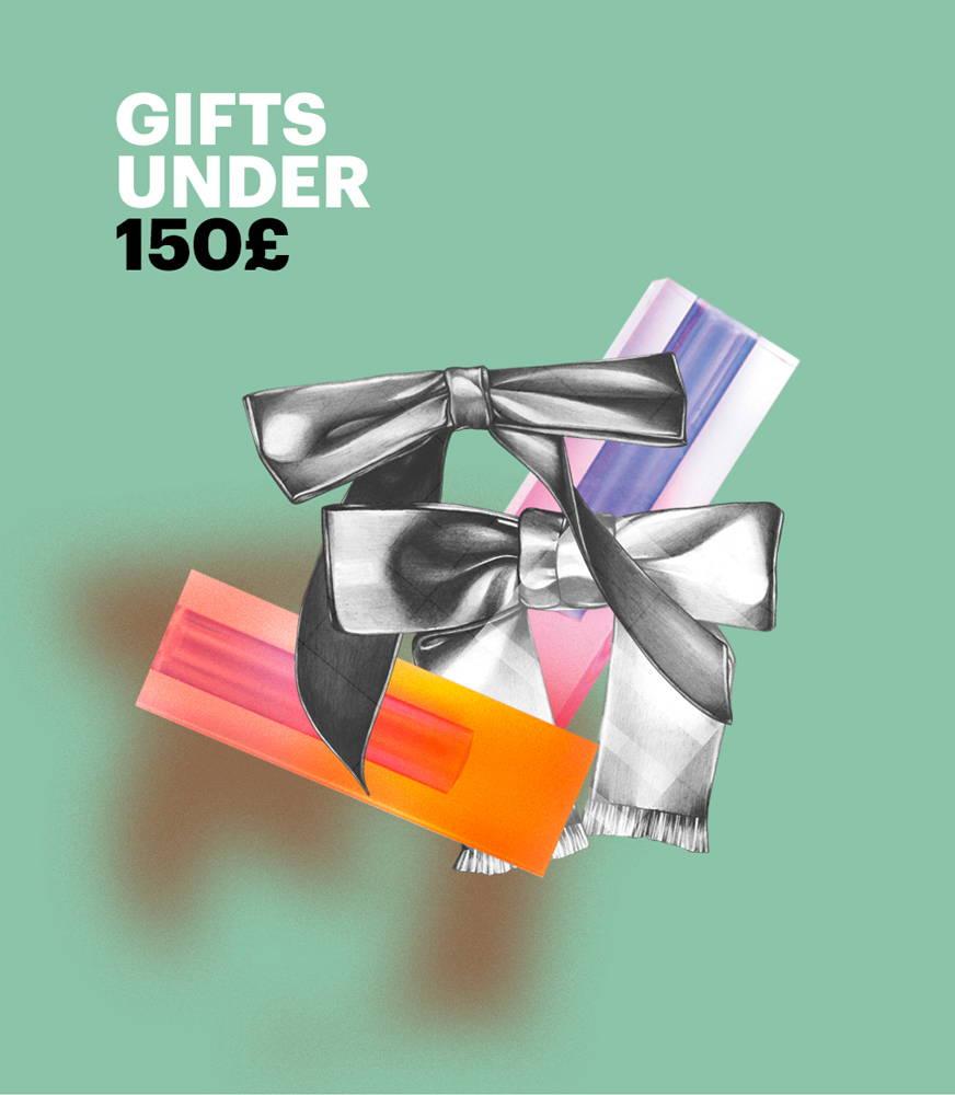 Gifts Under £150