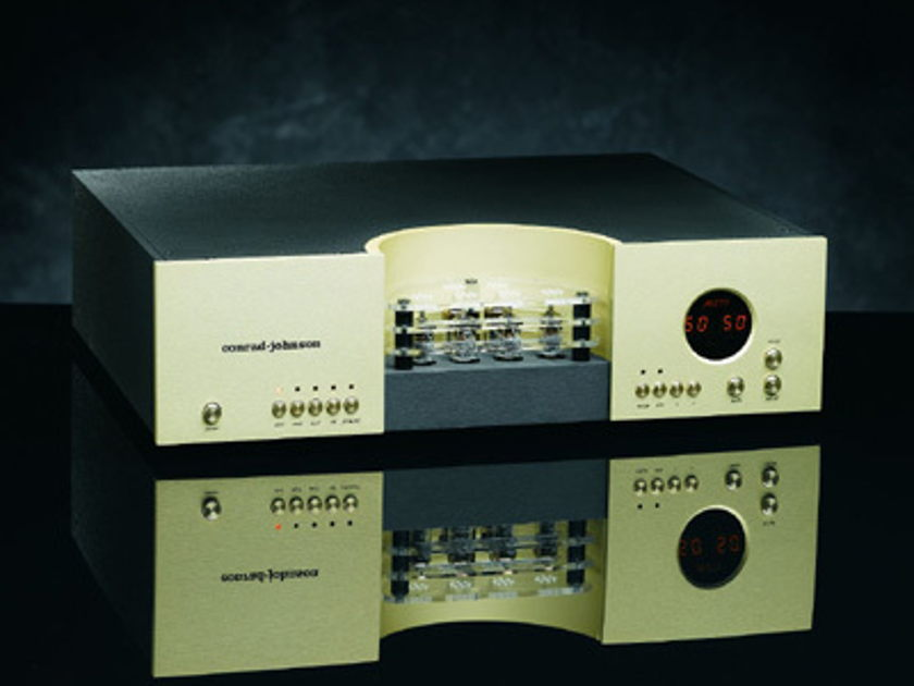 conrad johnson MET1 multi-channel preamp, new with full warranty