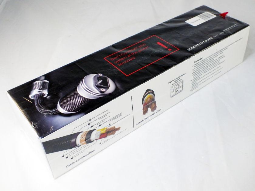 Genuine FURUTECH Flux-50 Inline Power Filter – 55% Off, w/free shipping