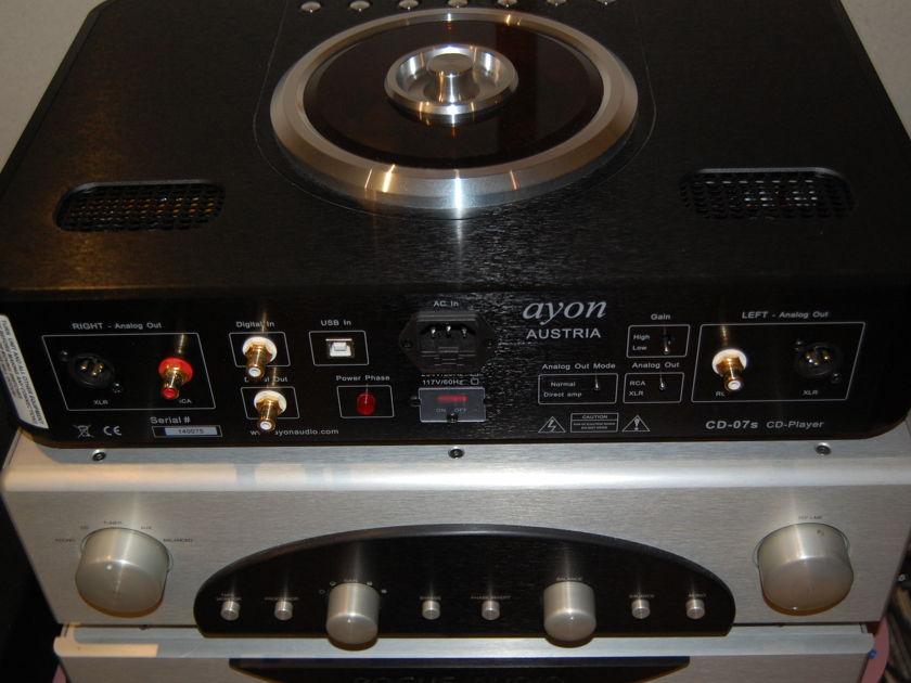 Ayon Audio CD-07s Tube Cd Player