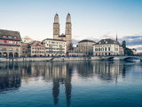 Residential and commercial real estate in Zurich: the best investment locations