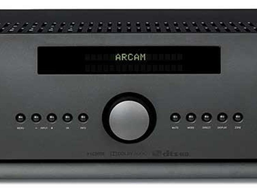 Arcam AVR850 Reference 7.1 AV Receiver