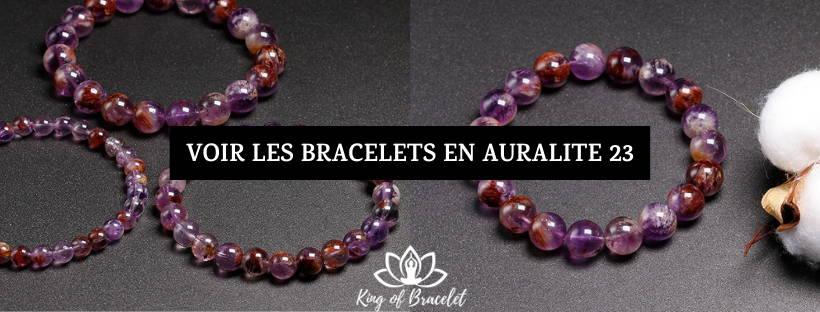 Bracelets Auralite 23 - King of Bracelet