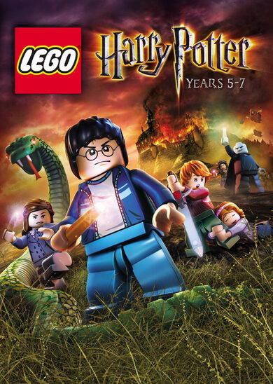 LEGO Harry Potter 1-4