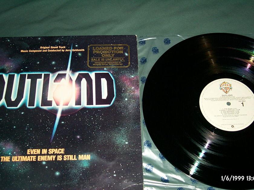 Soundtrack - Outland LP NM