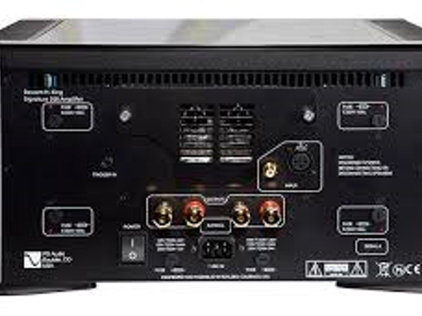 PS Audio BHK Signature 300 series system 5 pc.amp(s) preamp, Direct Stream DAC & P10 complete system