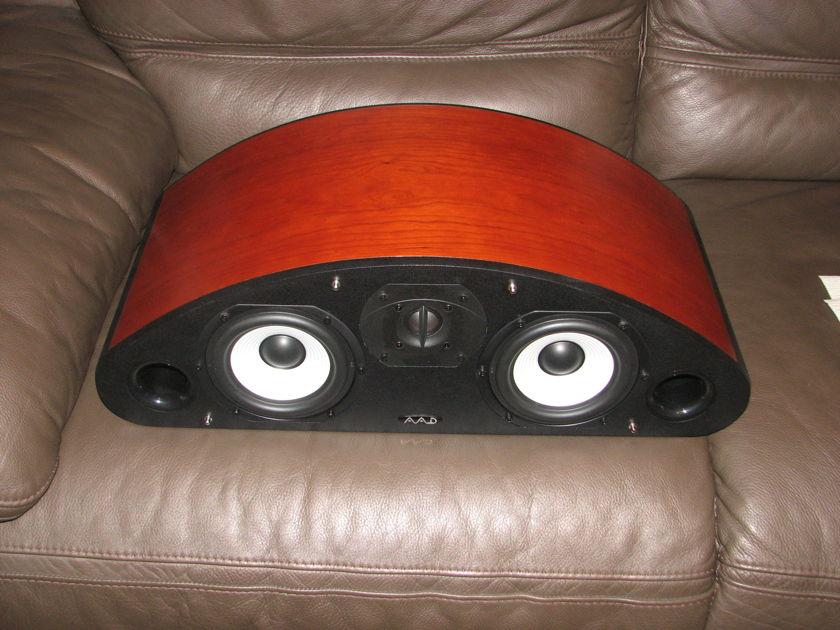 AAD Silver S-3C Center Channel Speaker