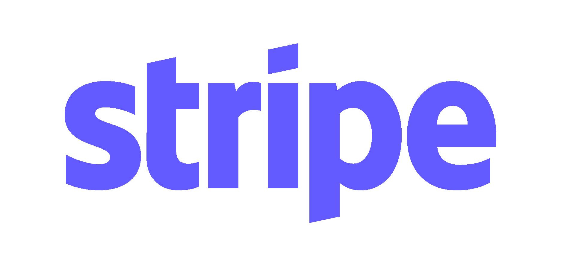 Stripe wordmark   blurple lg