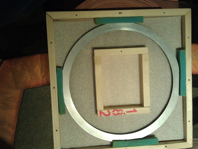 Universal Record Stabilizing Ring S/N 182 Limited Production
