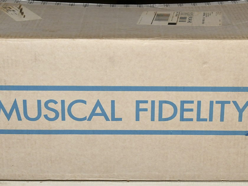 Musical Fidelity TriVista 21 Digital-Analog Converter