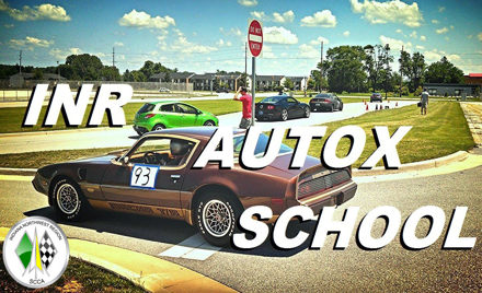 INR Autocross School