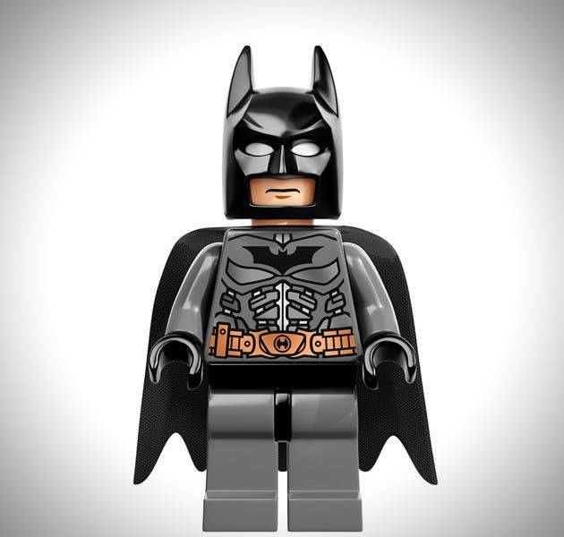 The Dark Knight Rises LEGO Minifigures