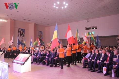 Vietnam attends Eurasian Economic Youth Forum