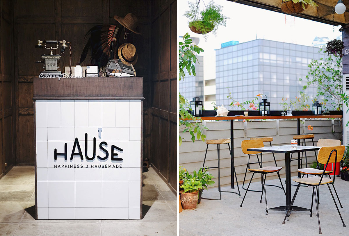 Hause Rooftop Kitchen and Bar