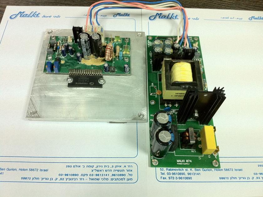 digital CLASS-T  power amp TA2022 TRIPATH