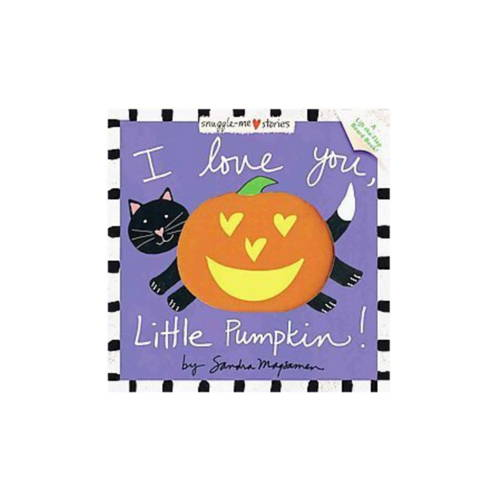 Halloween childrens story book i love you little pumpkin for reading stories to NICU baby