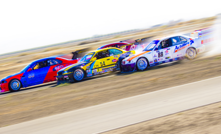 BMW CCA Club Racing at Buttonwillow Raceway Park