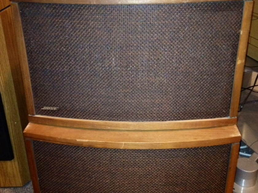 Bose 901 Series IV Vintage Bose 901 Speakers with EQ