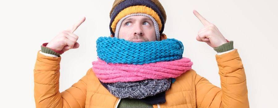 chaleur trottinette electrique hiver