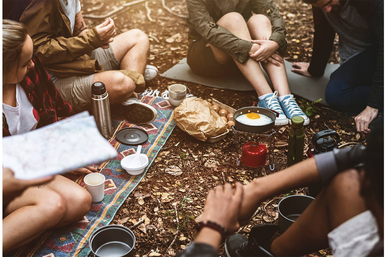 camping-couverts-durables-manger-bivouac-scout-bambou-hiking