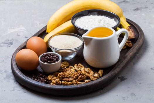 Поднос из дуба для завтраков