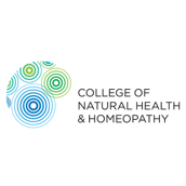 College of Natural Health and Homeopathy logo