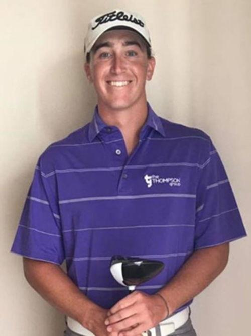 Image for TTG Sponsors Pro Golfer Palladino