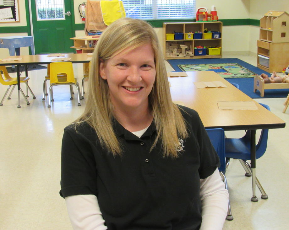 Ms. Tesh , Infant Teacher