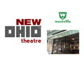 West Side Rendezvous: Tickets to New Ohio Theatre and Dinner at Westville Hudson