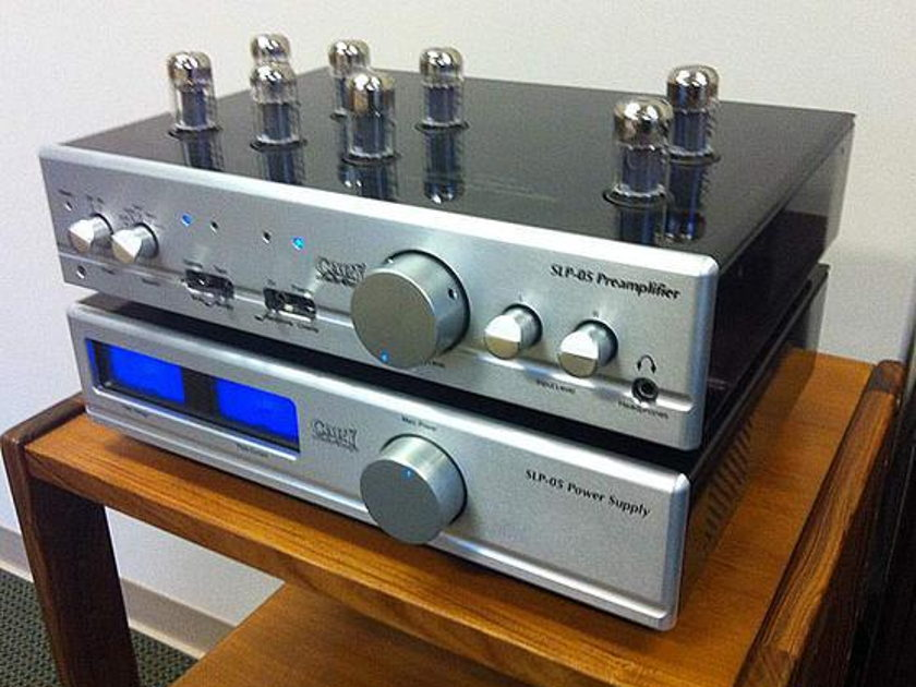 Cary Audio SLP 05 tube preamp warr,new tubes,trades,layaway