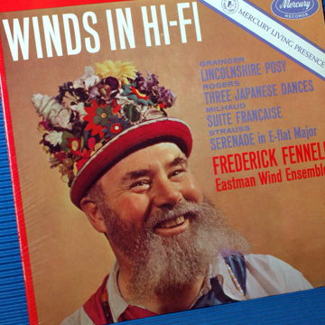 """Winds In Hi-Fi"" -"