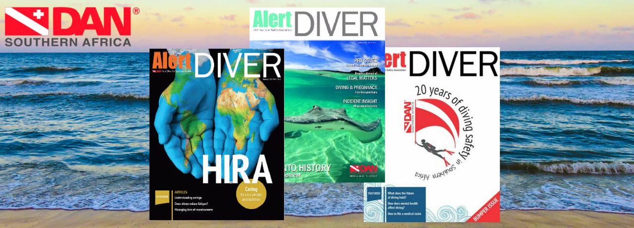Alert Diver Subscription Scuba Co Za