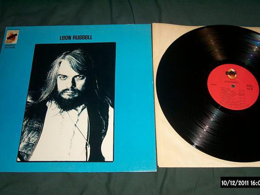 Leon russell - S/T lp nm