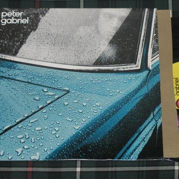 (Raindrops)Peter Gabriel (1st ) Pressing