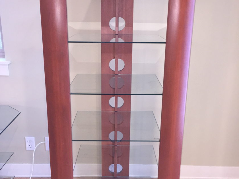 Bell Oggetti Audio Rack and Media Center/Center Channel/Tv Stand