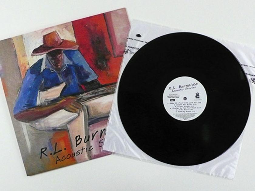 R. L. Burnside :: -  Acoustic Stories