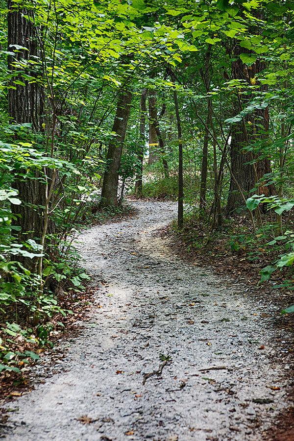 Chateau Elan Serenity Trail