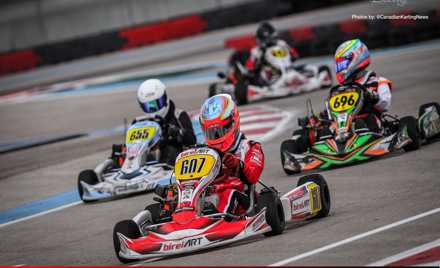 Western Canadian Karting Championship Round 1&2