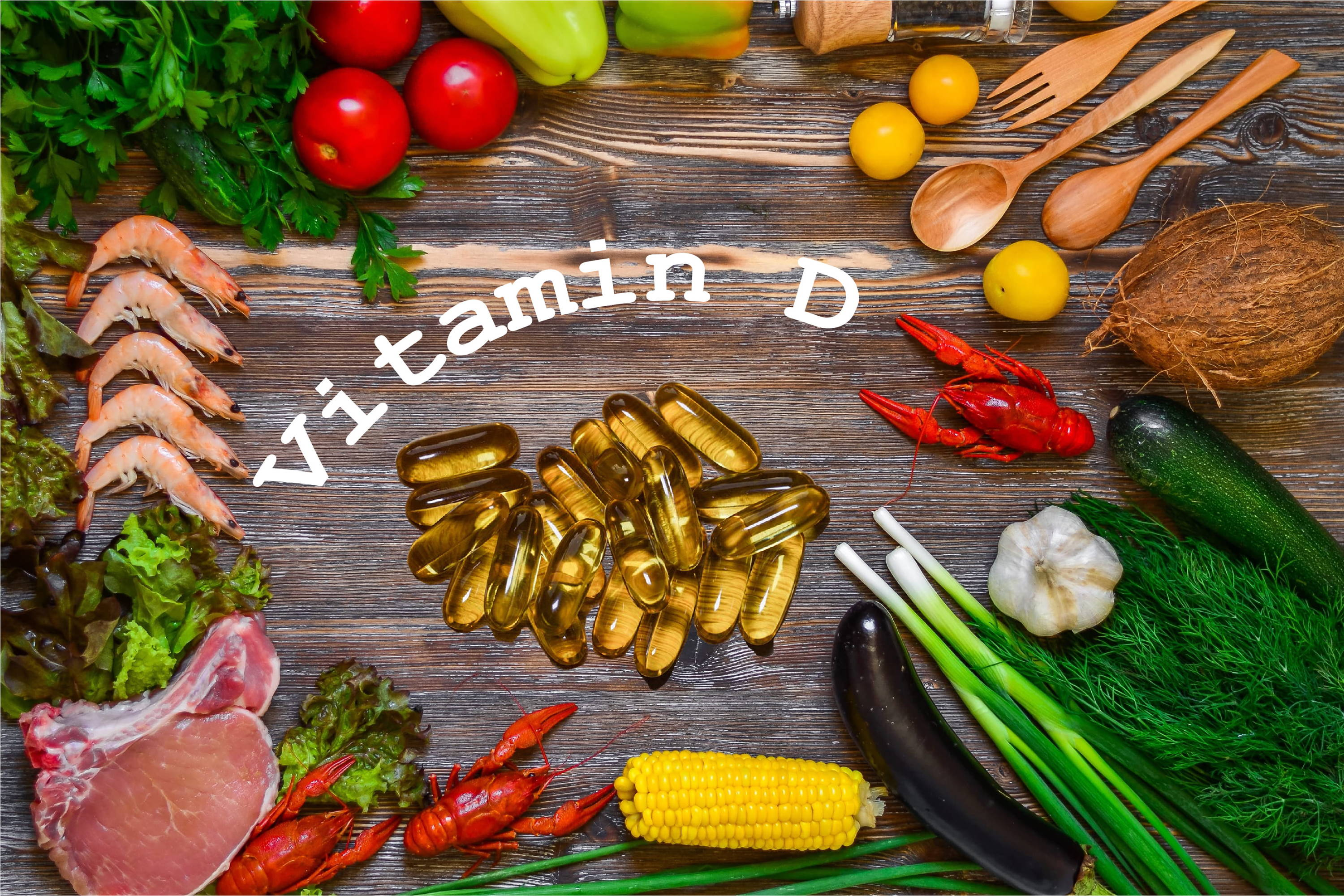 Was enthält vitamin d