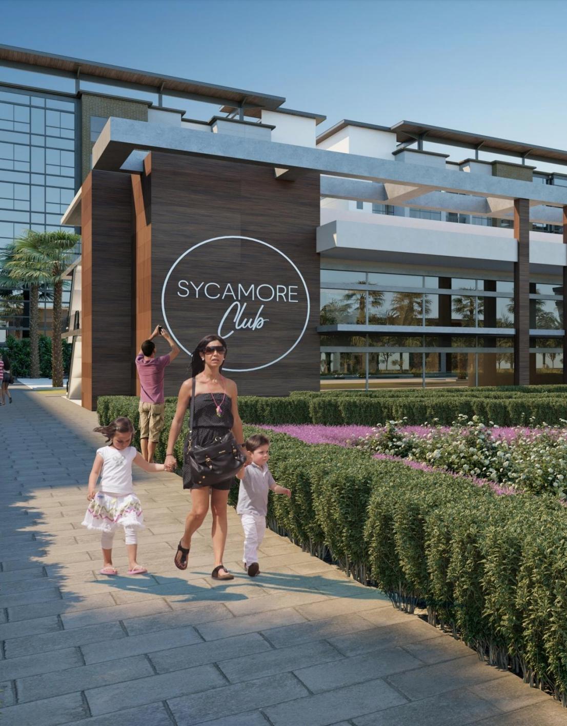 skyview image of Sycamore Orlando Resort