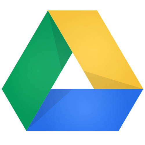 Google drive folder for architects