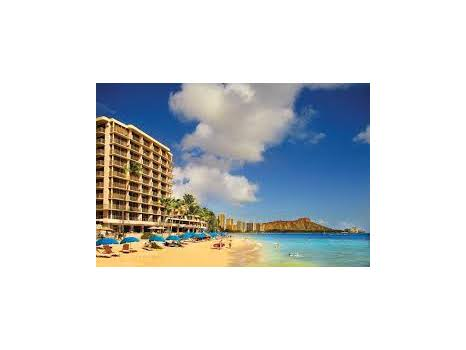 Outrigger Waikiki Beach Resort - (4) Night Stay in a Partial Ocean View Room