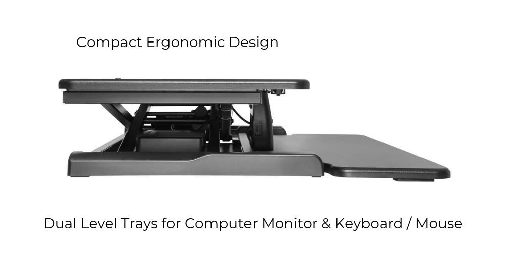Electric Sit Stand Desk Australia Varidesk