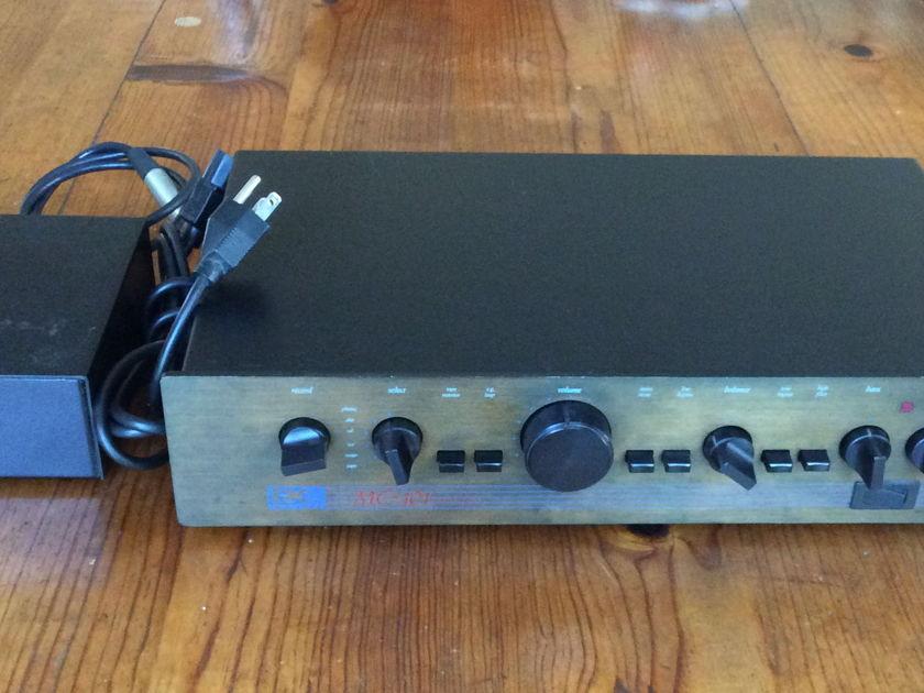B&K Components MC-101 Bal Balanced Pre-Amp