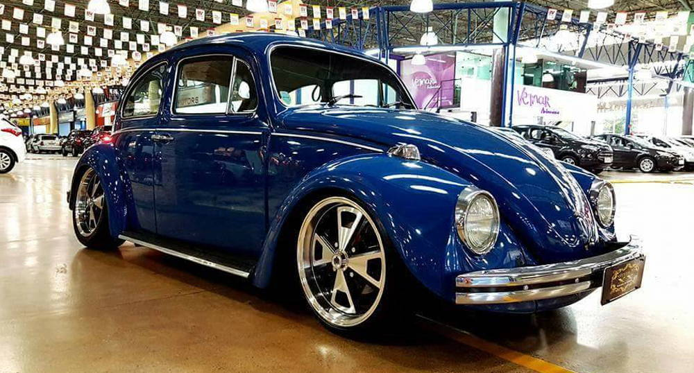 volkswagen beetle on klassik rader 914