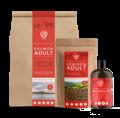 natural, grain free dog food salmon flavour