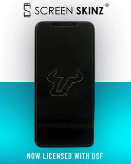 Screen Skinz | USF Phone Case | University of South Florida | iPhone Screen Protector