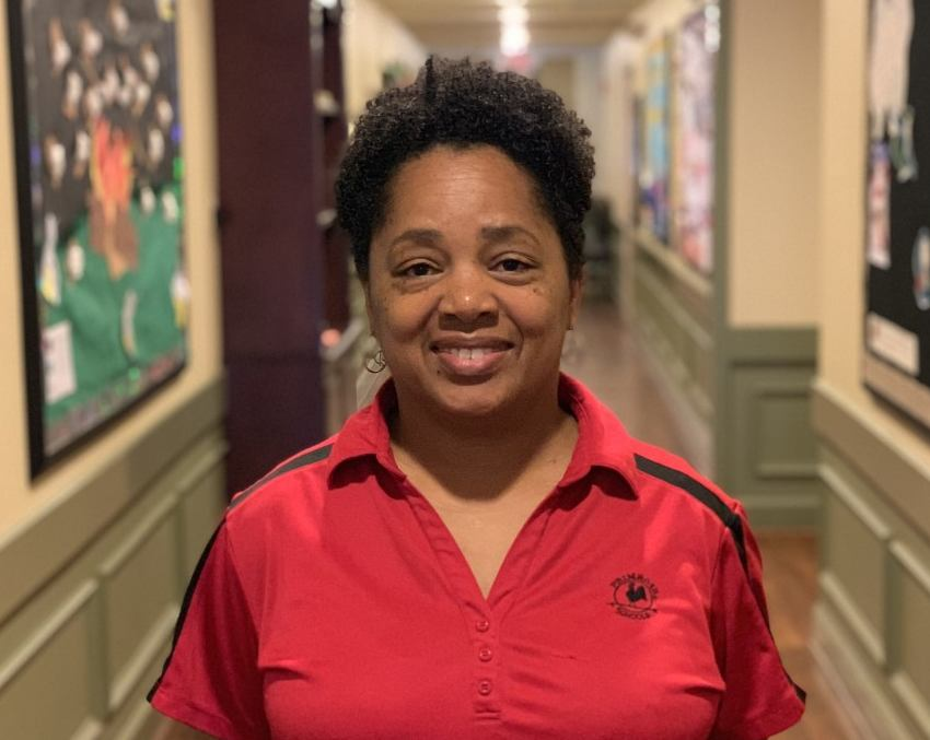 Kimberly Townsend , Kindergarten Teacher